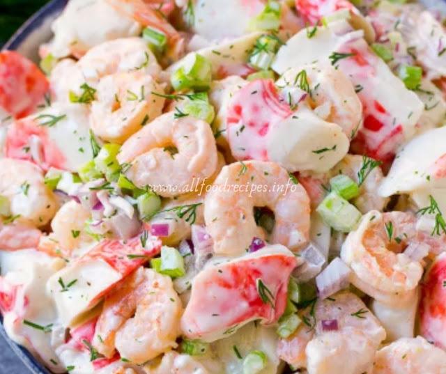 Delicious Seafood Salad Recipes