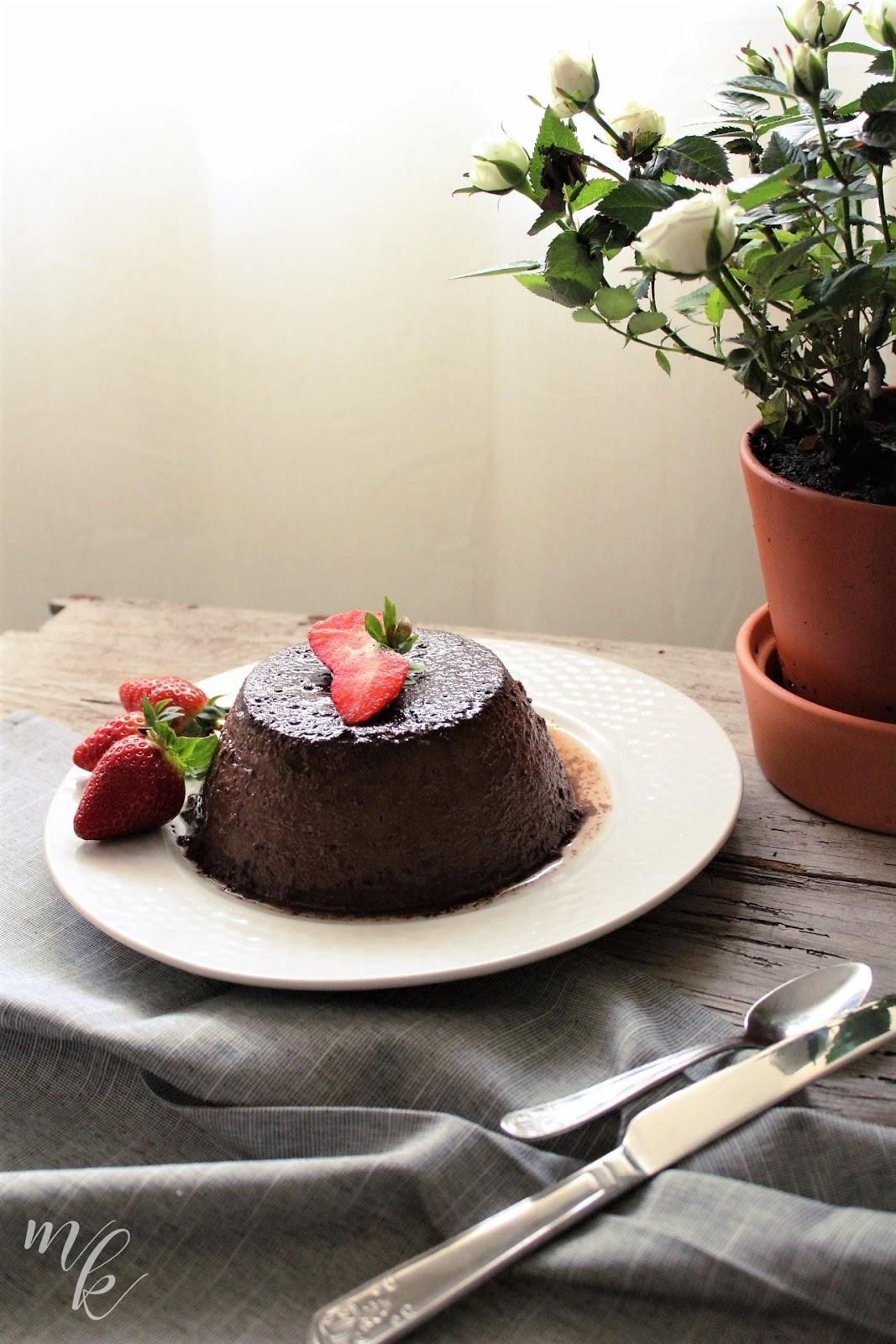 flan-chocolate