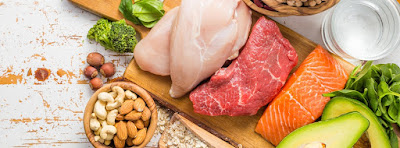 Dieta nutricional saludable