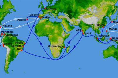 Kedatangan Bangsa Belanda di Indonesia (Nusantara) | Latar Belakang dan Kebijakan