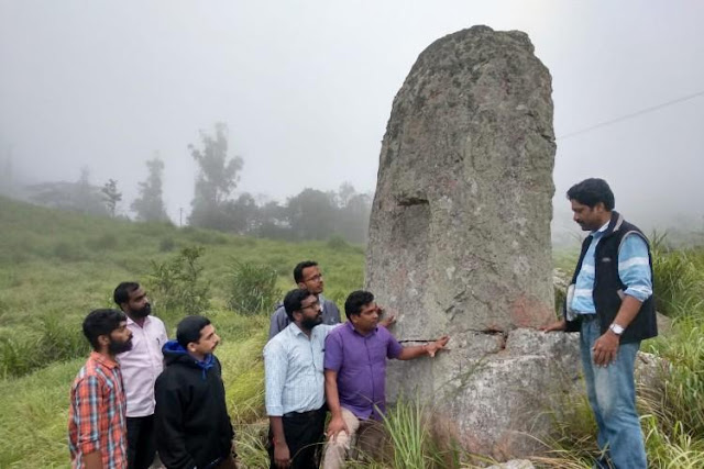 Menhirs and dolmens point to major prehistoric necropolis in Kerala