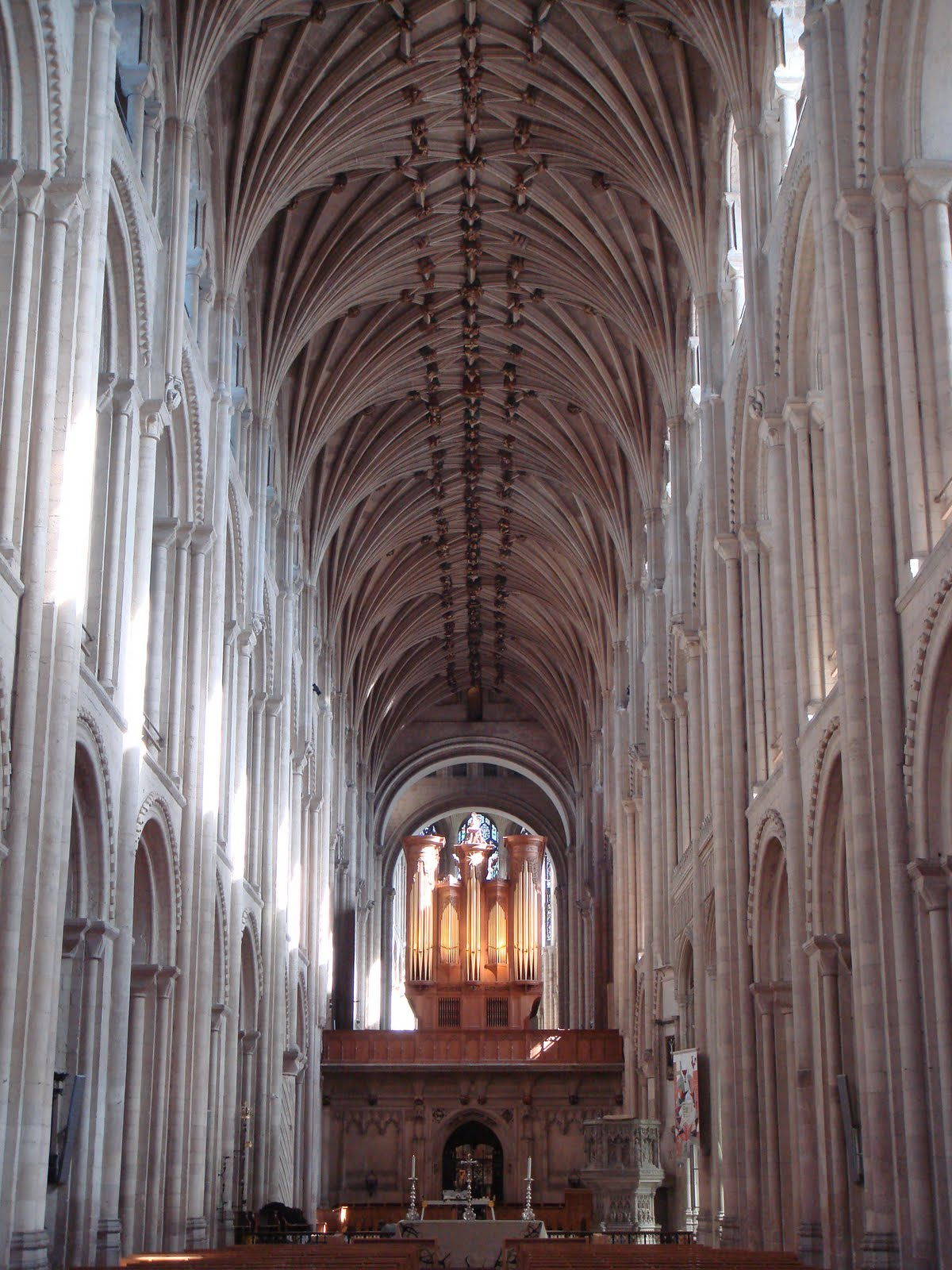 A Clerk of Oxford: Norwich Cathedral