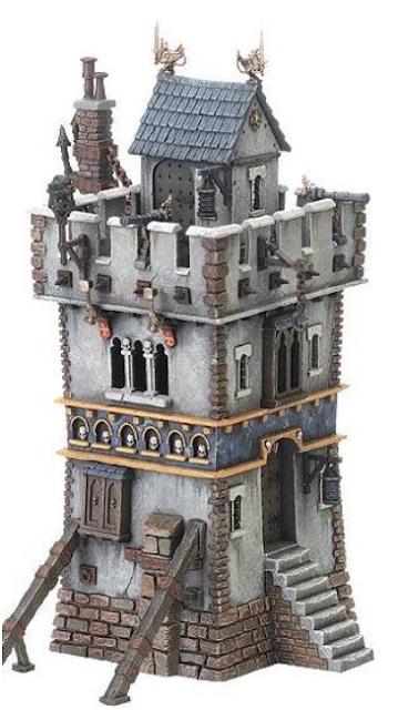 Torre vigía Age of Sigmar