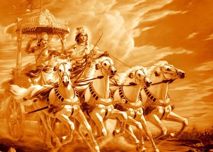 Bhagavad-Gita - Chapter Summaries