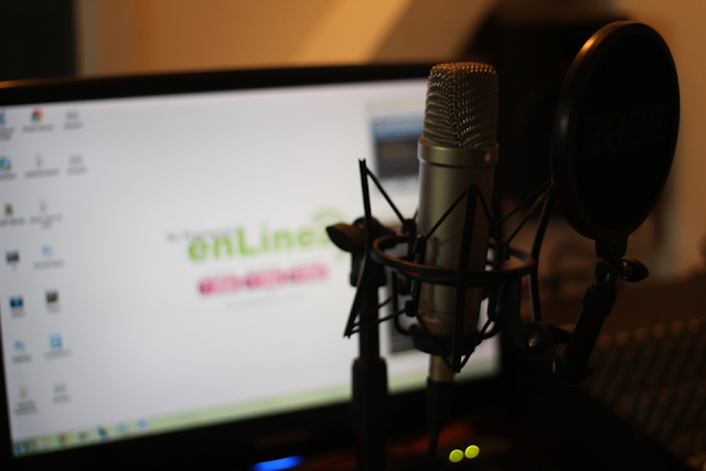 Voice over and narration for your project - voice actor - voice recording