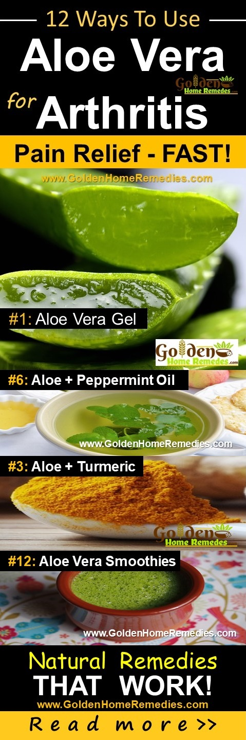 Aloe Vera For Arthritis, How To Use Aloe Vera For Arthritis, arthritis pain, how to get rid of arthritis, home remedies for arthritis, joint pain, arthritis treatment, arthritis pain relief, how to reduce arthritis pain, rheumatoid arthritis,