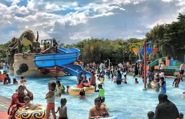 Harga Tiket Masuk Jembar Waterpark Majalengka Jawa Barat Terbaru