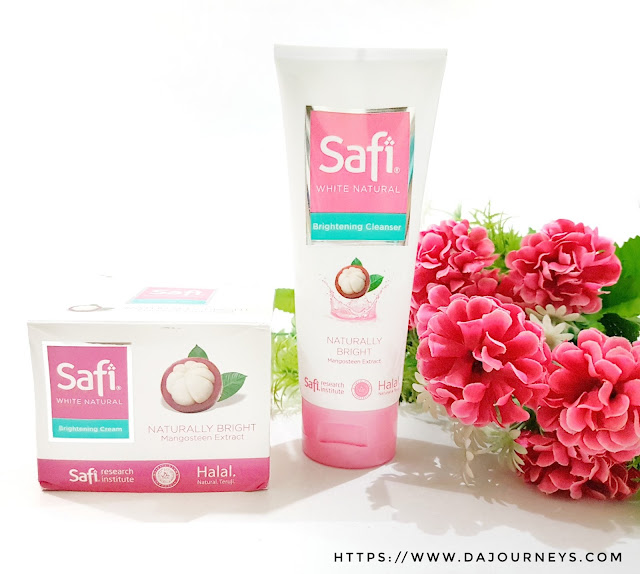 [Review] Safi White Natural Brightening Series