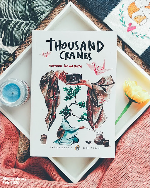 Thousand cranes review