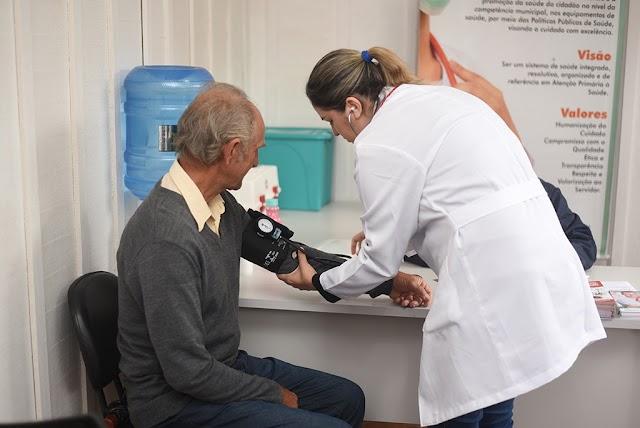 Moradores da área rural contam com atendimento médico mais próximo de suas casas.