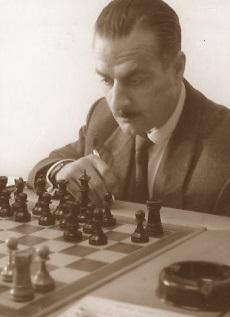 El ajedrecista Josep Vila Vilajoana