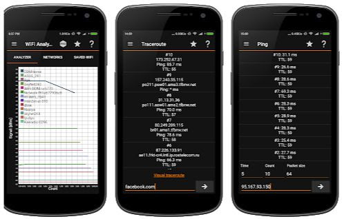 IP Tools Mod Apk