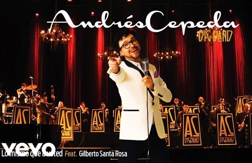 Lo Mismo Que A Usted | Andres Cepeda & Gilberto Santa Rosa Lyrics