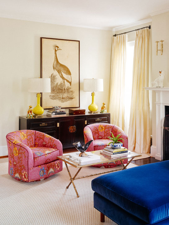 The Peak of Très Chic: Designer Crush: Charlotte Lucas Design