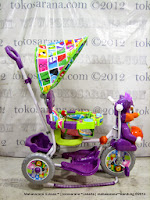 Royal RY8588CJ Baby Ball + Interactive Toys, Canopy, Cushion Seat
