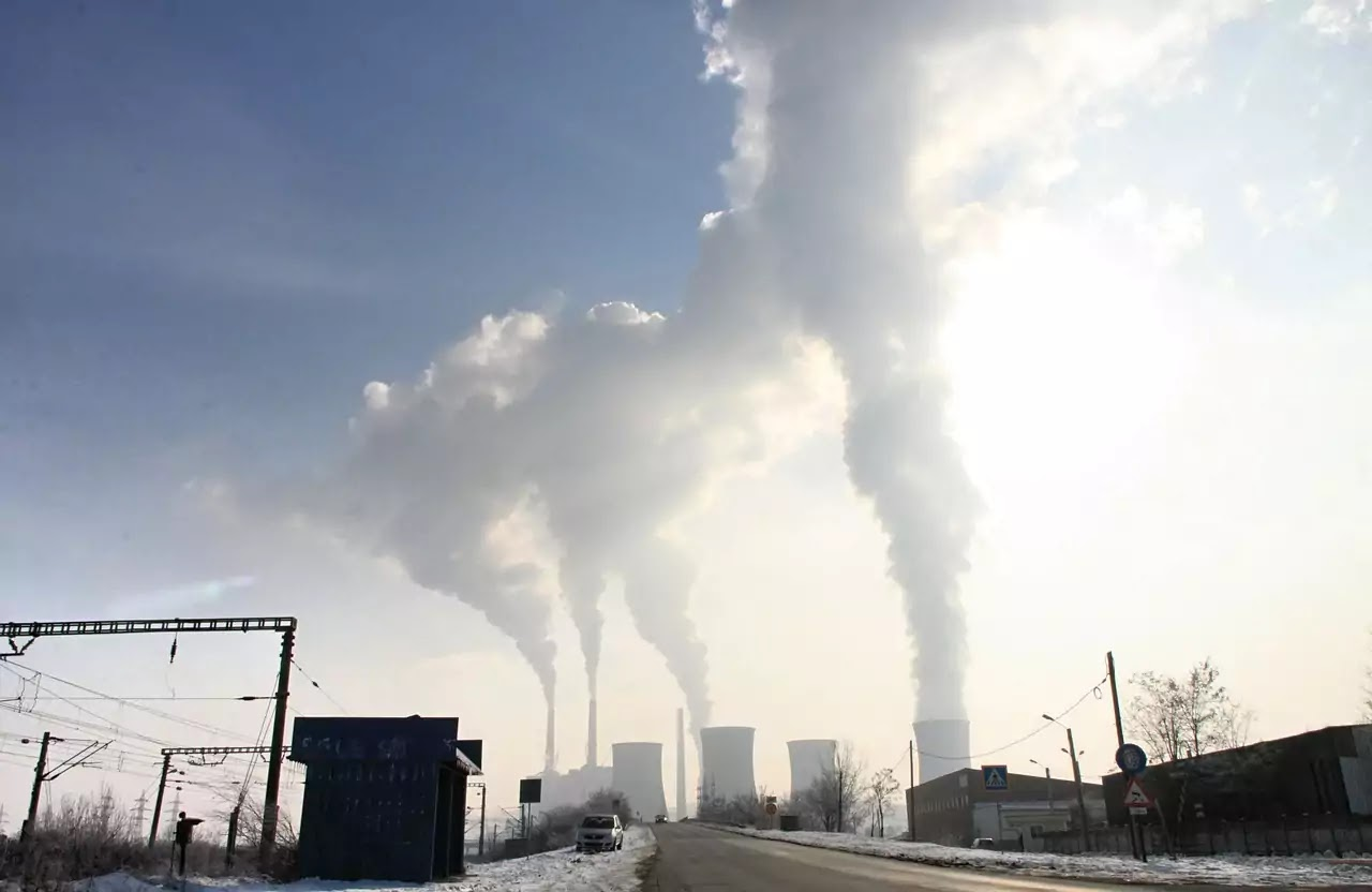 50 Important Facts About Air Pollution