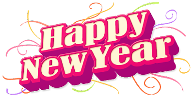 Happy New Year 2017 Divider PNG