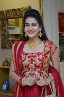 Jenny Honey in Stunning Dark Red Anarkali Dress at Splurge   Divalicious curtain raiser ~ Exclusive Celebrities Galleries 008.JPG