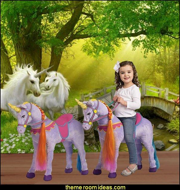 Unicorn Plush  unicorn bedding - unicorn decor - unicorn bedroom ideas - unicorns - Unicorn & Rainbows bedrooms -  unicorn duvet - fantasy theme bedroom decorating ideas - fairytale bedrooms decor - pegasus decor - unicorn wall murals - Unicorn bedroom decor - unicorn wall decals - unicorn baby bedrooms - unicorn baby girl bedroom - unicorn crib bedding