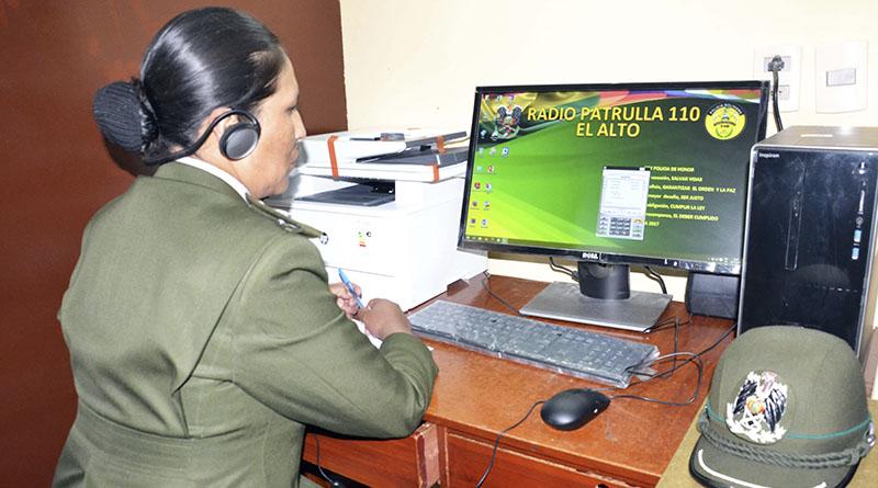 Centro de Patrullaje tendrá 14 funcionarios en monitoreo y 21 vehículos con GPS