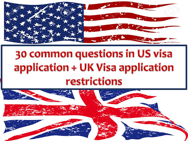 Applying for a US visa? Expect to be bombarded with so many questions. That is why preparation is a must. General rule? Tell the truth and be prepared. The consuls you'll meet in the interview are trained in their job so they will know if you are lying.  Here are some tip; Wear formal clothes. Arrived early. Don't get nervous. Smile. And be confident in your answers. Be polite and do not argue. Show respect. Be honest which means you need to provide the only honest answers.