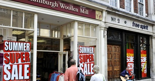 The British textile giant is on the verge of bankruptcy 24 thousand people may be unemployed