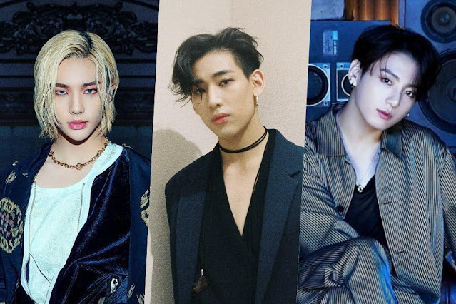 Man Bun'u Tamamen Sallayan 7 Erkek K-Pop İdolü