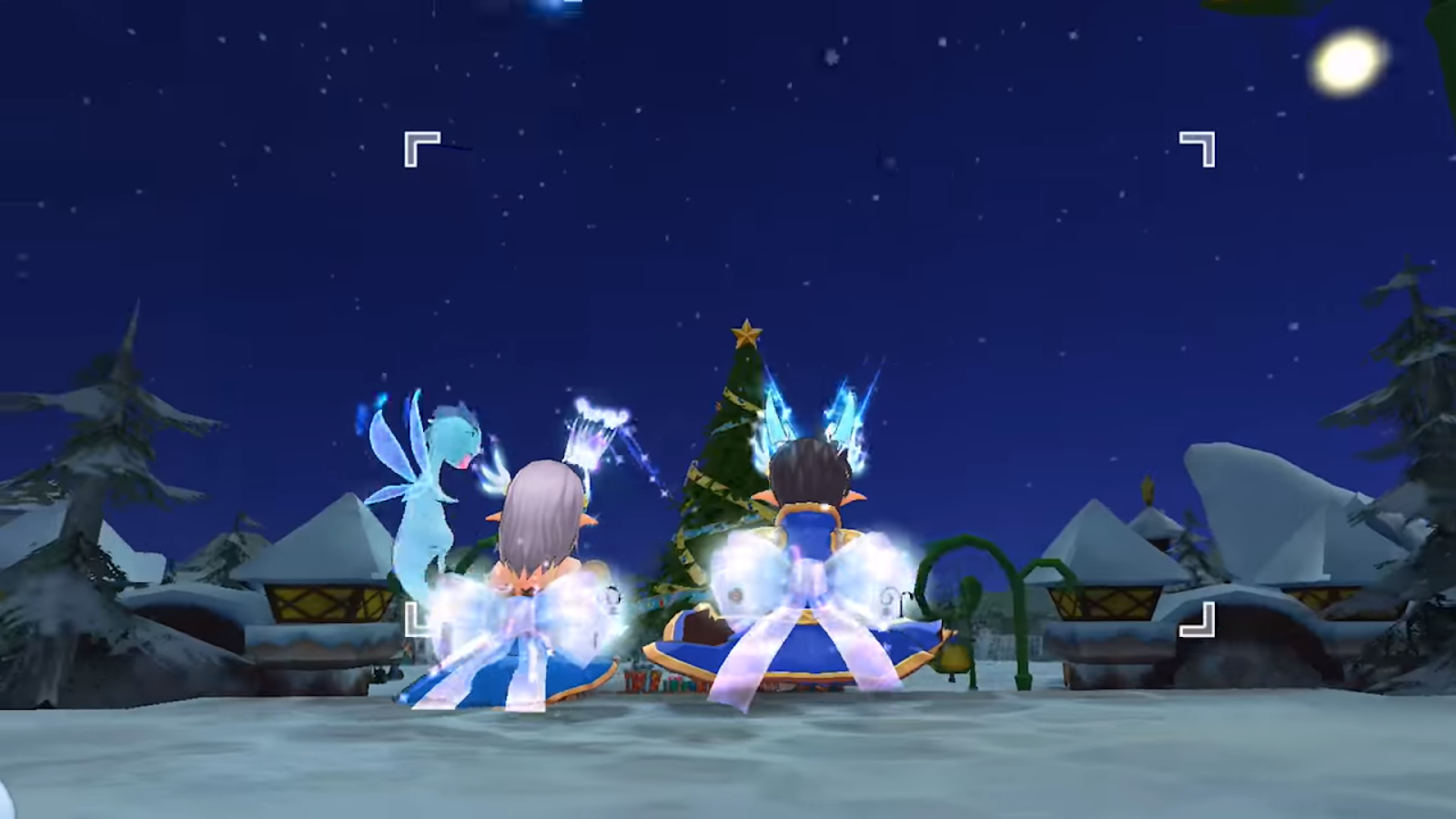 Ragnarok M: Eternal Love' Sky Fairy Headgears for December
