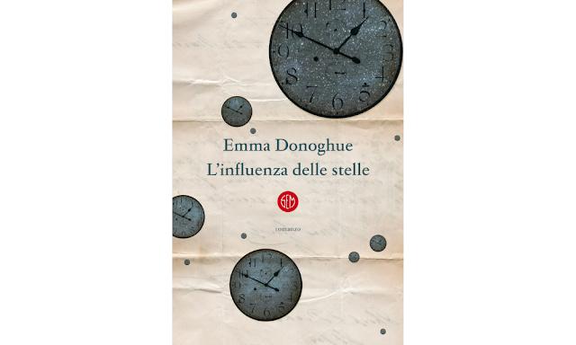 Emma Donoghue pandemia