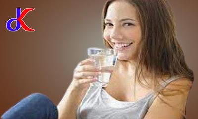 Air putih hangat – Bila dikonsumsi dengan benar   Bagian 1