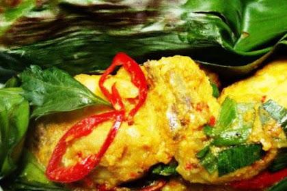 Resep Masakan Pepes Ayam Sunda Daun Kemangi
