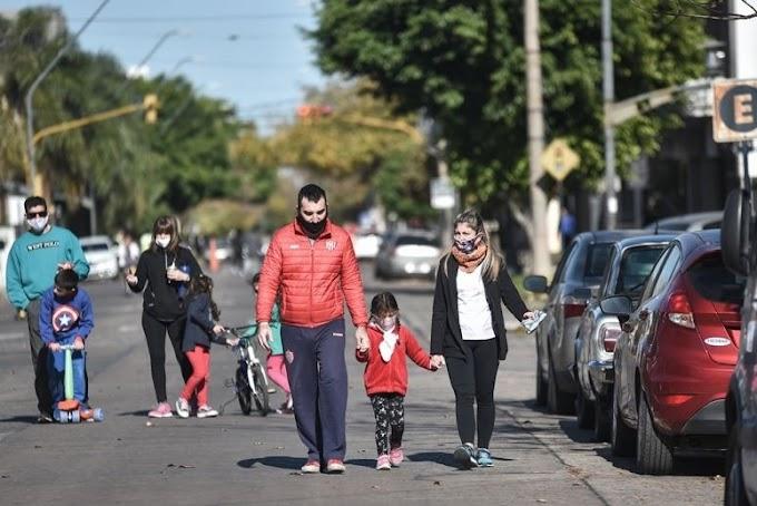 Nuevo caso de coronavirus en la ciudad de Santa Fe