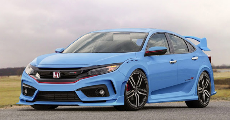 2017 Honda Civic Type R Specs Price