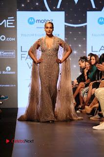 Bollywood Actress Bipasha Basu Walks On Ramp For Fali Shane Pea At LFW Summer 2017  0016.jpg