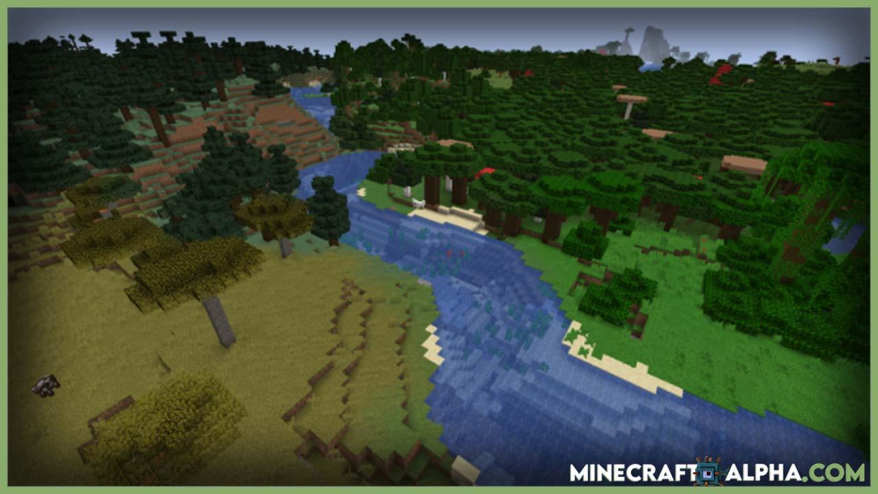 Top 10 Minecraft 1.16 Seeds (Agust 2021)