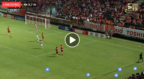 Nonton Live Streaming Chiangrai United vs Bali United di Sini!