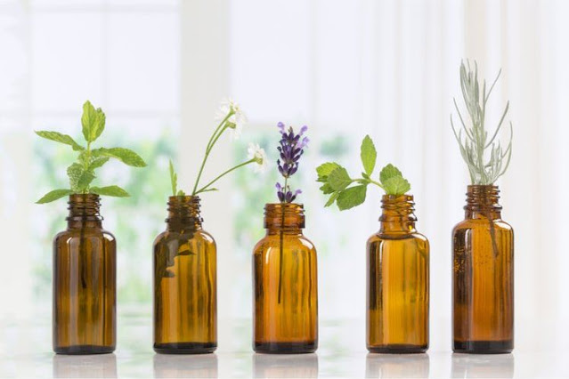 essential oil, minyak esensial, minyak harum