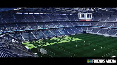 PES 2020 Stadium Friends Arena