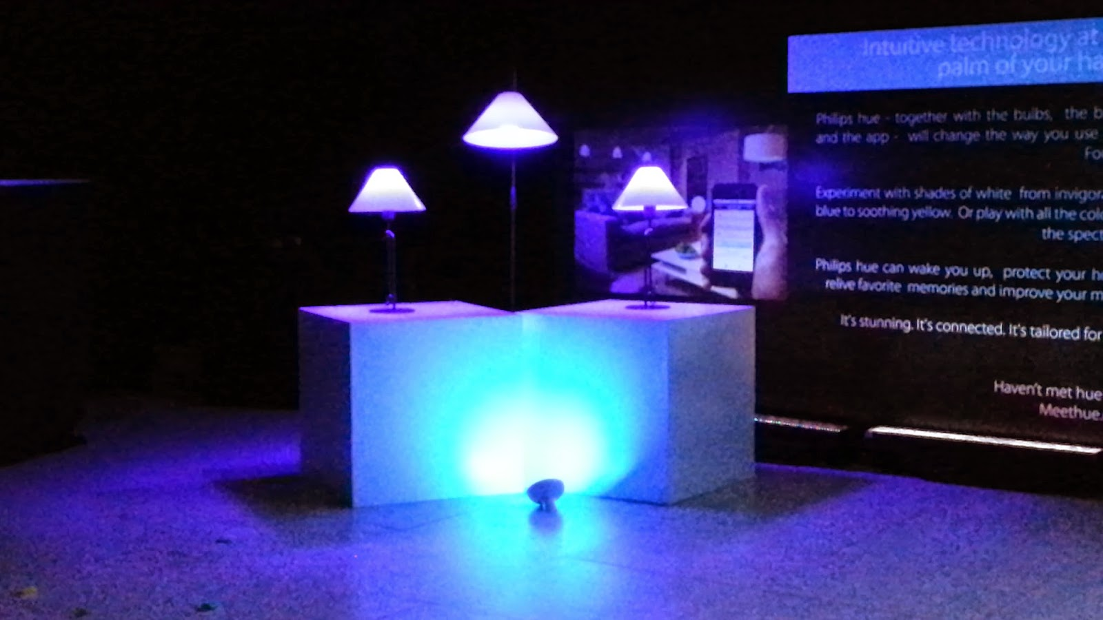 Philips Hue Examples The Philippine Beat Philips Lighting Innovation Concepts