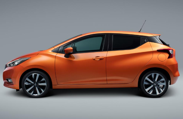 """New 2017 Nissan Micra unveiled with """"revolutionary"""" design"""