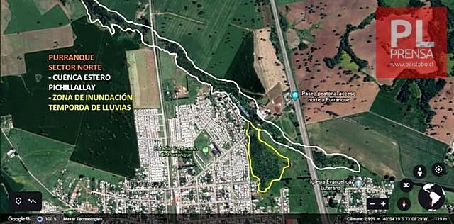 Humedal Urbano Pichi Llay Llay