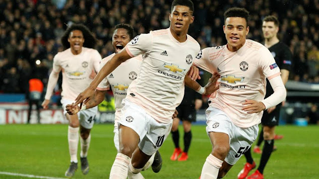 Man Utd Vs Psg: Technology Gives Manchester United Unbelievable Victory
