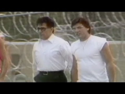 Father and son: Sonny and Michael Franzese