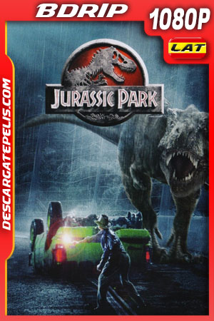 Jurassic Park (1993) BDrip 1080p Latino – Ingles