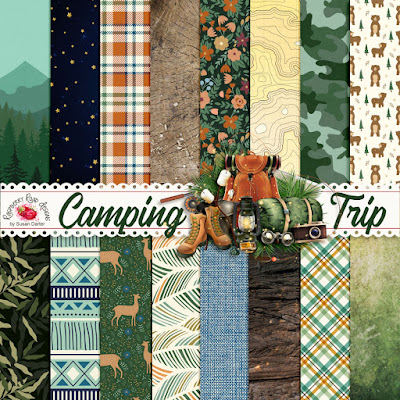 Camping Trip Papers