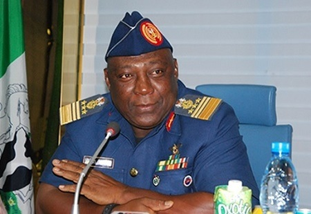 How Badeh Squandered N3.9bn Belonging to Nigerian Air Force in 12 months