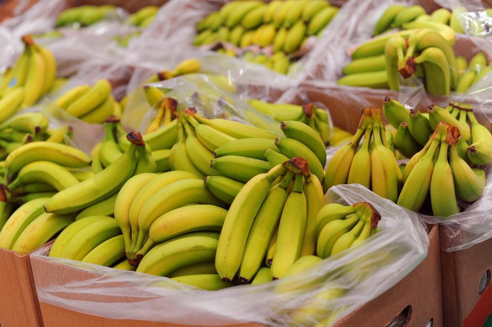 Banana, Potassium