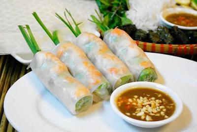 Goi Cuon 1$ Foods Around the World