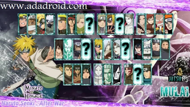 Naruto Senki After War Mod Apk