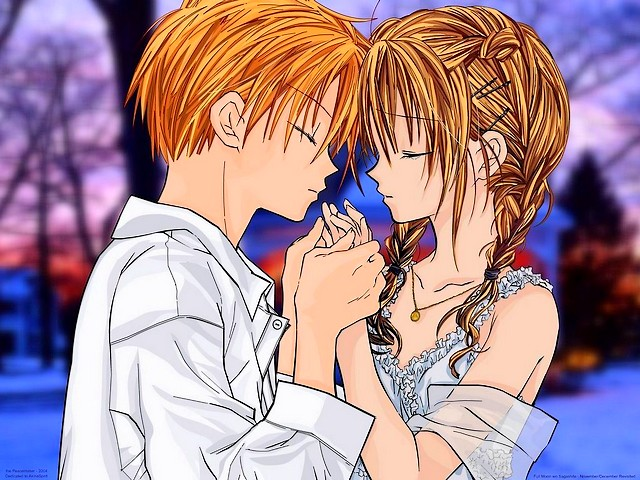Animated Love Couple HD Wallpapers Free Download